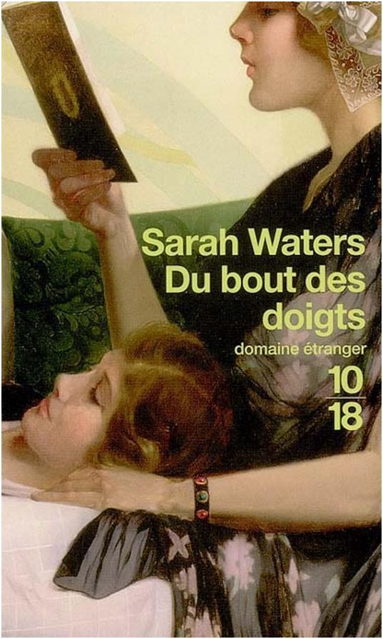 Couverture du livre : Du Bout des Doigts de Sarah Waters