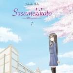 Sasamekikoto de Takashi Ikeda - Tome 1