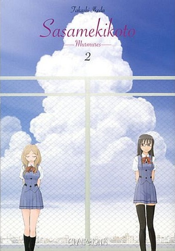 Couverture du livre : Sasamekikoto de Takashi Ikeda – Tome 2