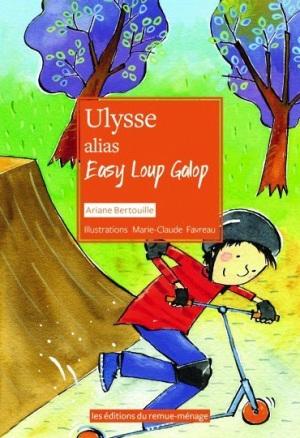 Ulysse alias Easy Loup Galop d'Ariane Bertouille
