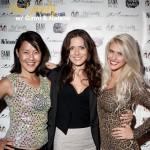 Natalie Krikowa, Debra Ades et Renee Lim
