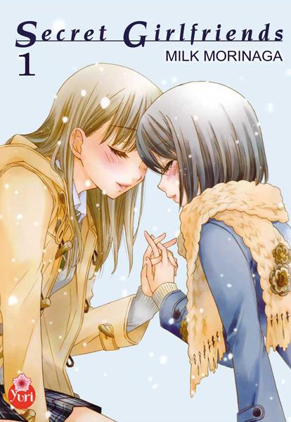 Couverture du livre : Secret Girlfriends de Milk Morinaga – Tome 1