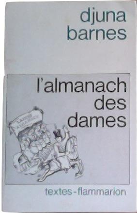 L'Almanach des Dames de Djuna Barnes