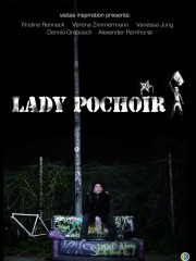 Affiche : Lady Pochoir