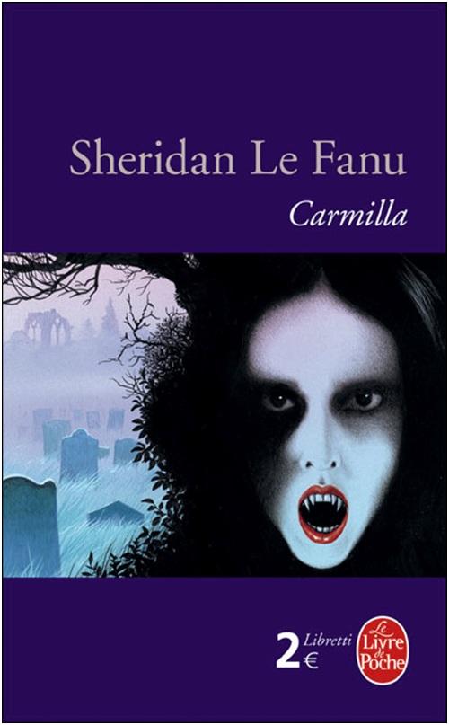 Couverture du livre : Carmilla de Sheridan Le Fanu
