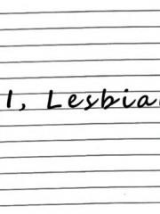 Affiche : I, Lesbian