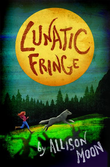 Couverture du livre : Lunatic Fringe d'Allison Moon