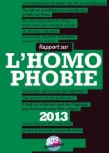 Rapport sur l'homophobie 2013