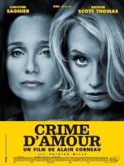 Affiche : Crime D'Amour