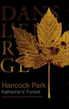 Couverture du livre : Hancock Park de Katherine V. Forrest