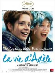 Affiche : La Vie d'Adèle –  Chapitres 1 et 2