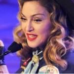 Madonna au GLAAD Media Awards