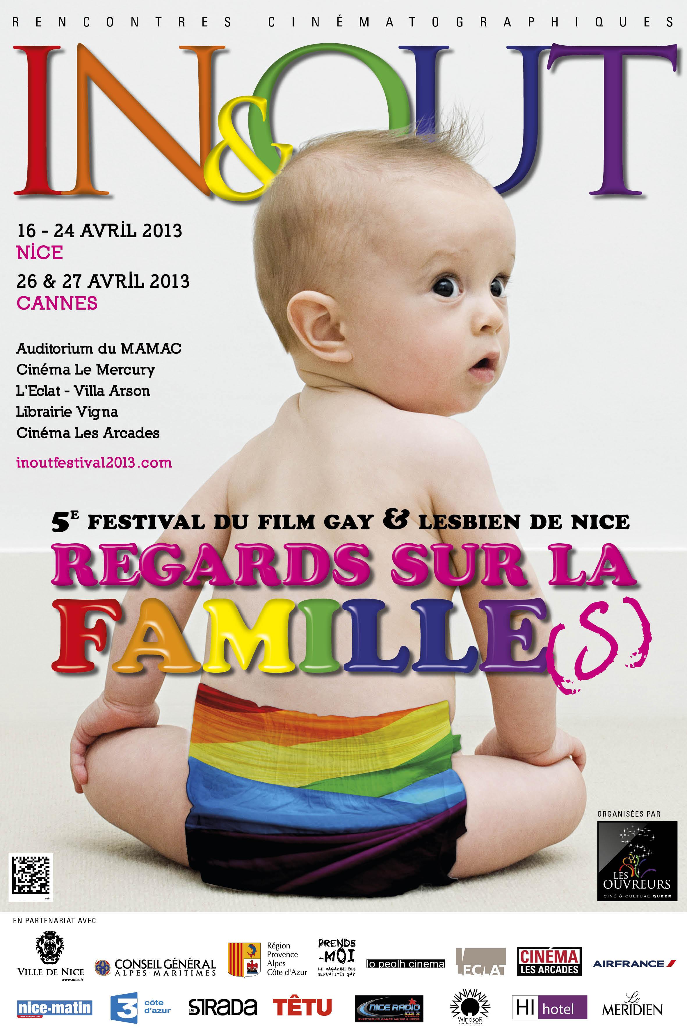 In& Out est le festival du film gay et lesbien de