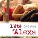 Affiche L'été d'Alexa