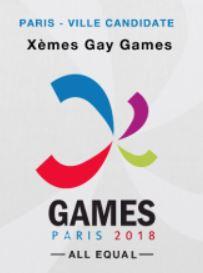 Gay Games 2018 affiche
