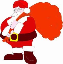 Père Noël - joyeux noël