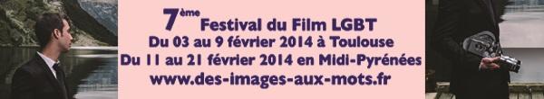 Des images aux mots festival LGBT Toulouse