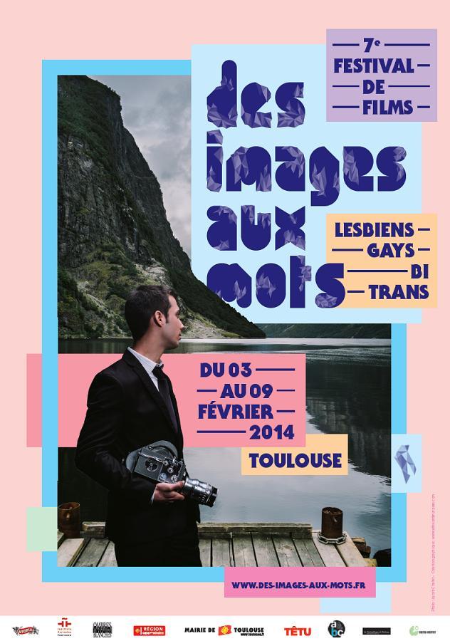 Des Images Aux Mots festival LGBT Toulouse 2014