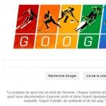 Google JO Sochi