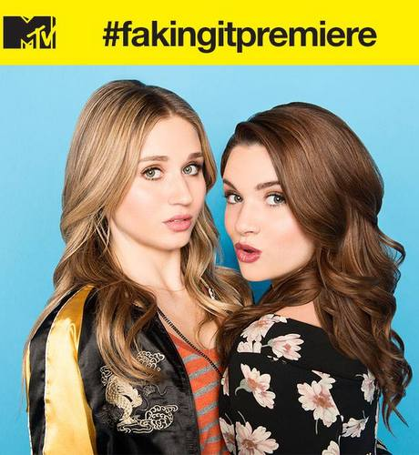 saison 2 de Faking It