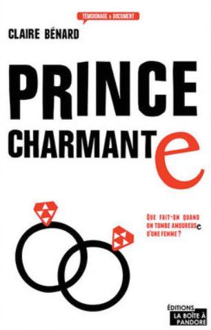 Couverture du livre : Prince Charmante de Claire Bénard