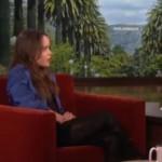 Ellen Page Ellen De Generes
