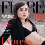 Ellen Page on Flare