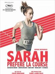 Affiche : Sarah préfère la course