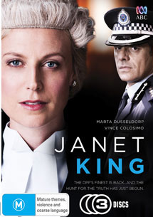série Janet King