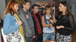 Dominik, PIa, Turner, Jasmin