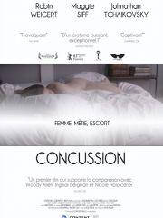 Affiche : Concussion