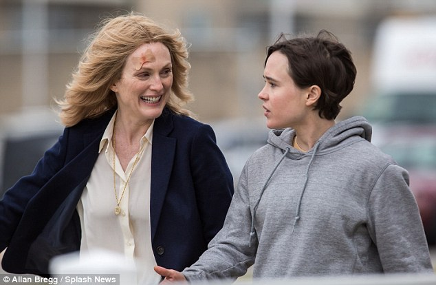 Freeheld - Ellen Page Julianne Moore