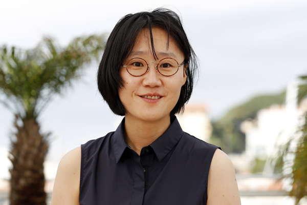 July Jung - a girl at my door