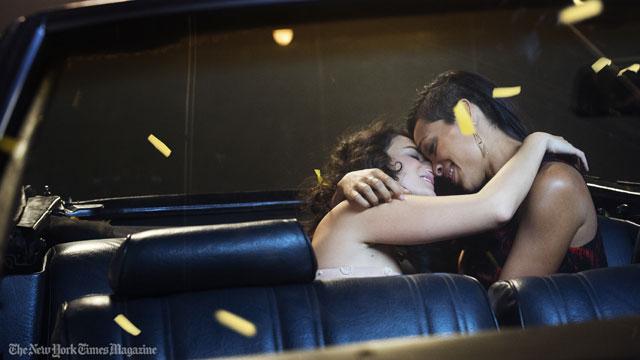 Rosario Dawson et Jenny Slate