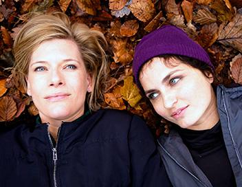 film Deux Femmes Amoureuses interview