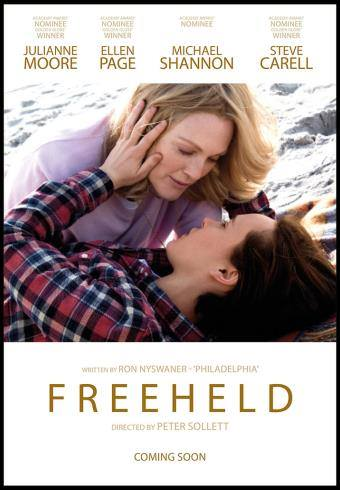 Freeheld Poster - Free Love