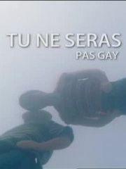 Affiche : Tu ne seras pas gay
