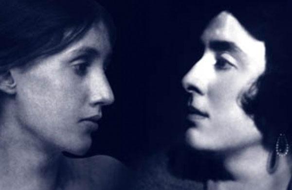Vita Sackville-West et Virginia Woolf