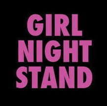Affiche : Girl Night Stand