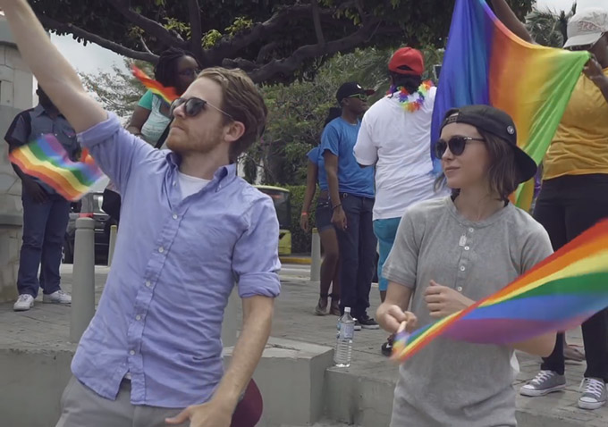 Gaycation tuerie d'orlando