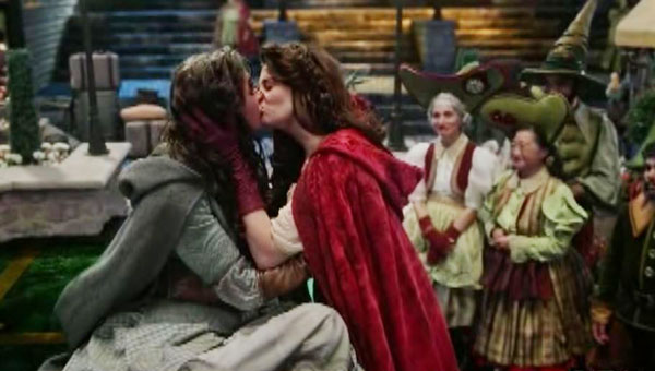 Once Upon A Time épisode LGBT