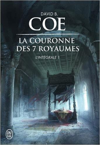 Couverture du livre : La Couronne des 7 Royaumes