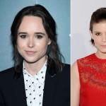 Mercy Ellen Page - Kate Mara