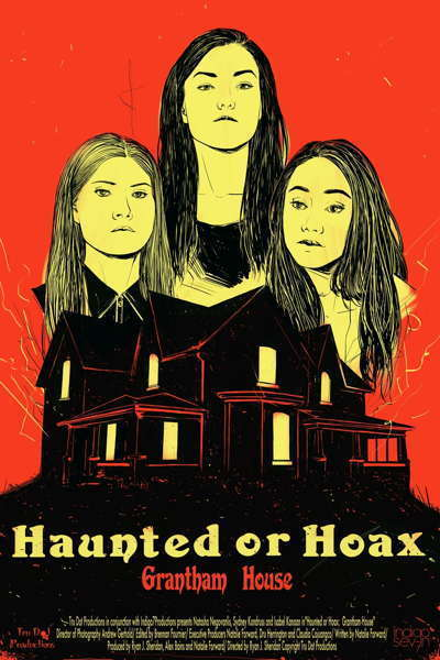 webserie haunted or hoax - grantham house