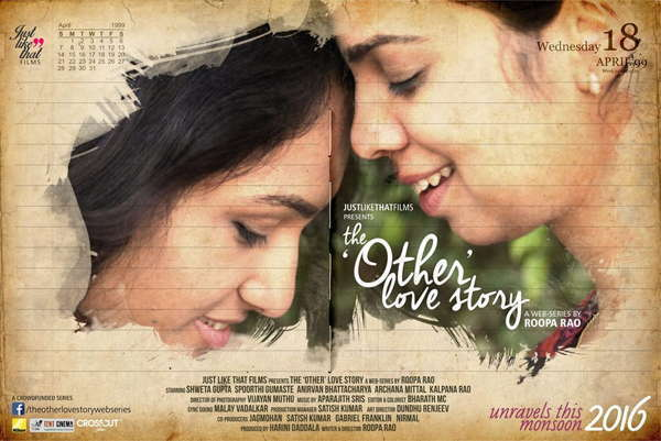 websérie The 'Other' Love Story - Roopa Rao