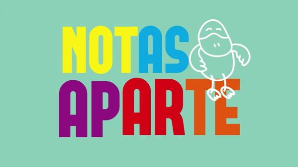 websérie Notas Aparte