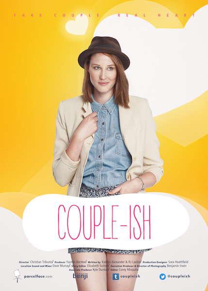 websérie couple-ish sharon belle