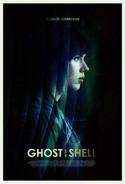 film live action Ghost in the shell
