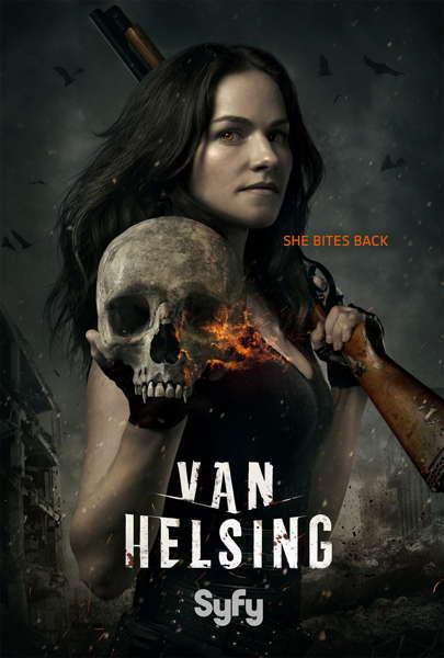 série Van Helsing