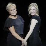 Elles s'aiment - Muriel Robin et Michele Laroque